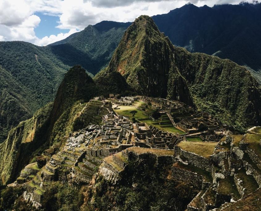 Viaggio in Perù machu picchu