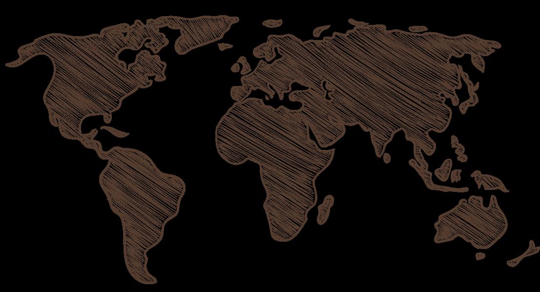 Mappa del mondo Storie di Viaggi