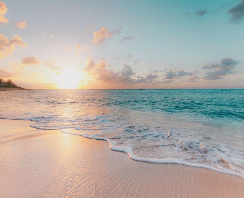vacanza con spiaggia spettacolare